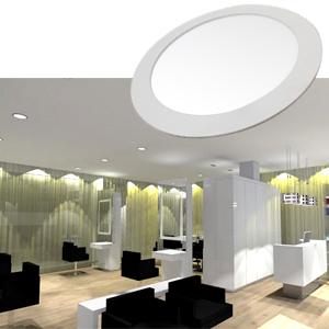 Foco LED Circular 18W